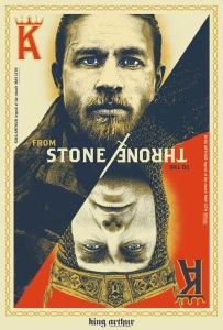 king-arthur-shepard-fairey- studio-number-one-poster