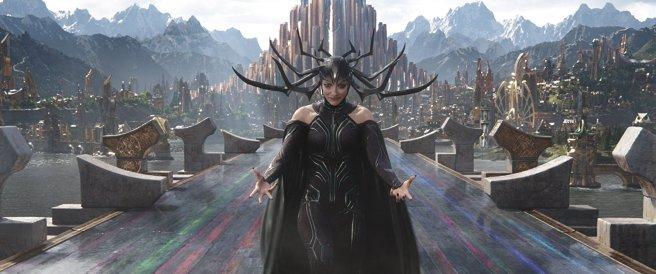 Hela, Goddess of Death