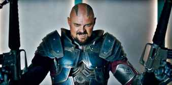 Skurge, the Janitor