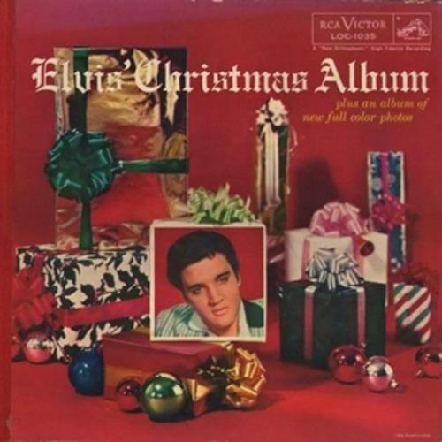 elvis_Christmas_album