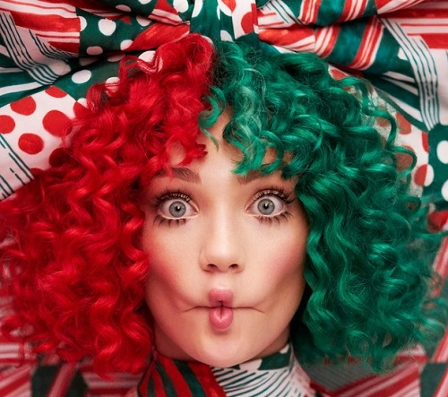 sia_everyday_is_Christmas