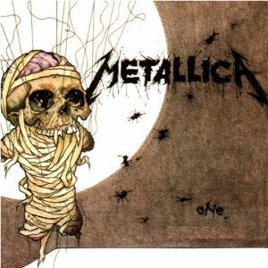 Metallica_-_One_cover