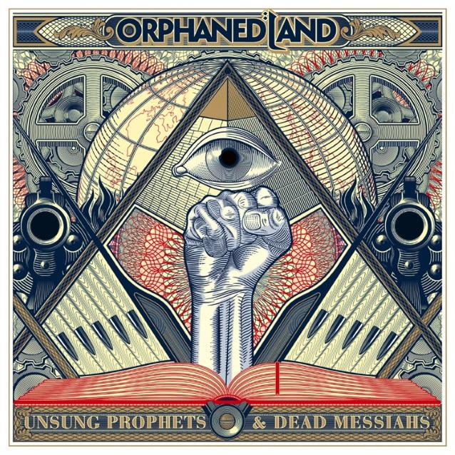 Album Review – Orphaned Land's Unsung Prophets & Dead