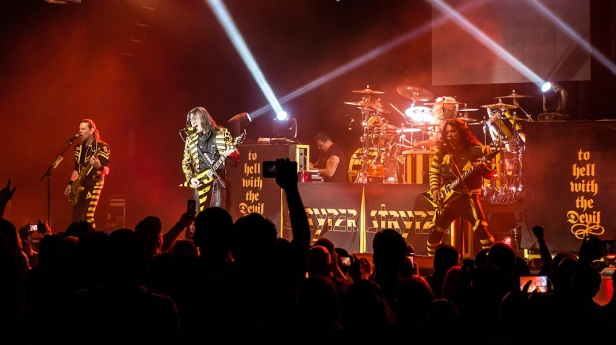 Stryper at City National Grove of Anaheim